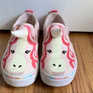 Vans Shoes - Vans Unicorn Slides size 2